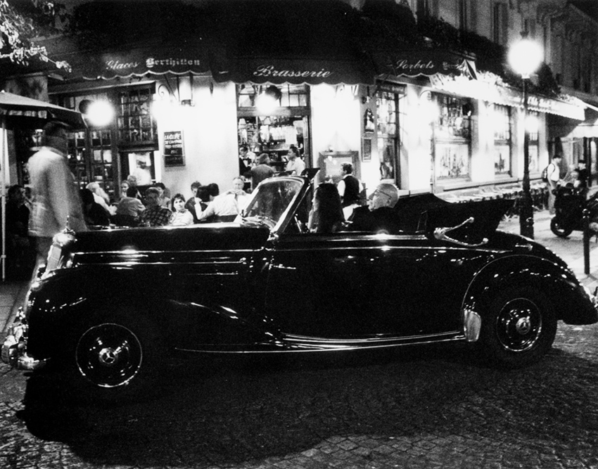 Black Car 12 Inspirational Examples of Street Photography Shot with Film